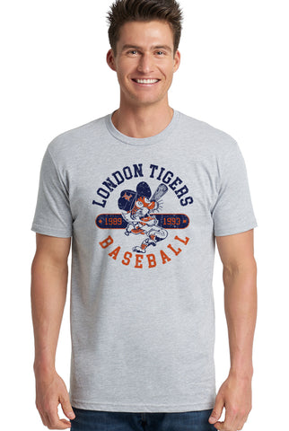 London Tigers Tee Mens