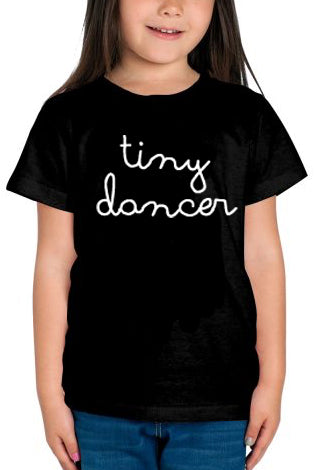 Cotton Short Sleeve - Tiny Dancer - Youth