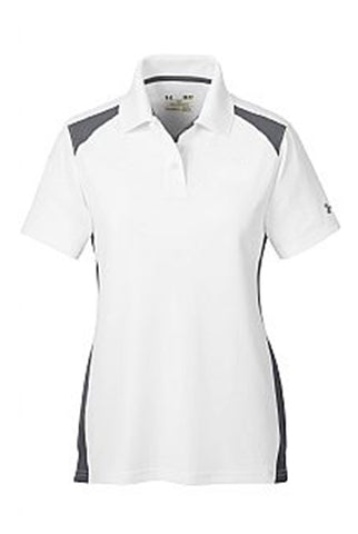 Under Armour Colourblock Polo - Womens