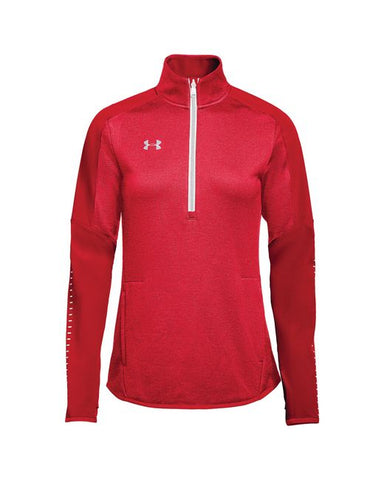 Hybrid Qualifier 1/4 Zip - Womens