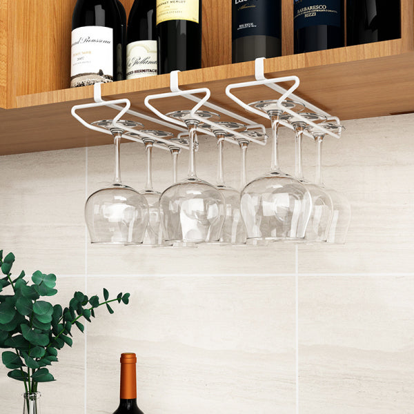 (Factory outlet 50% OFF) Punch-free wine glass holder
