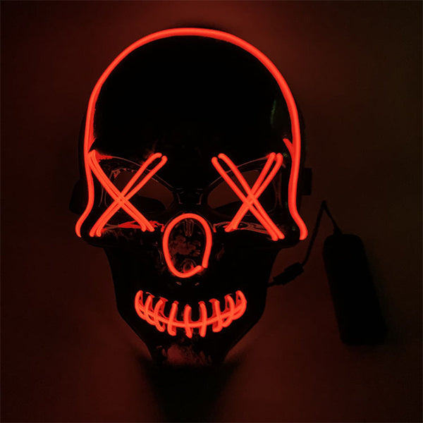 🔥Factory outlet 50% OFF !!! HOT SELL🔥LED Halloween Mask