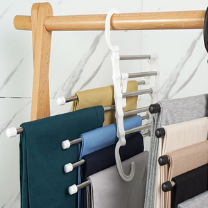 🔥Factory outlet 50% OFF,HOT SELL🔥MULTI-FUNCTIONAL PANTS RACK