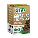 X50 Green Tea and Resveratrol Iced Coffee