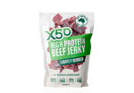 Lightly Herbed X50 High Protein Beef Jerky