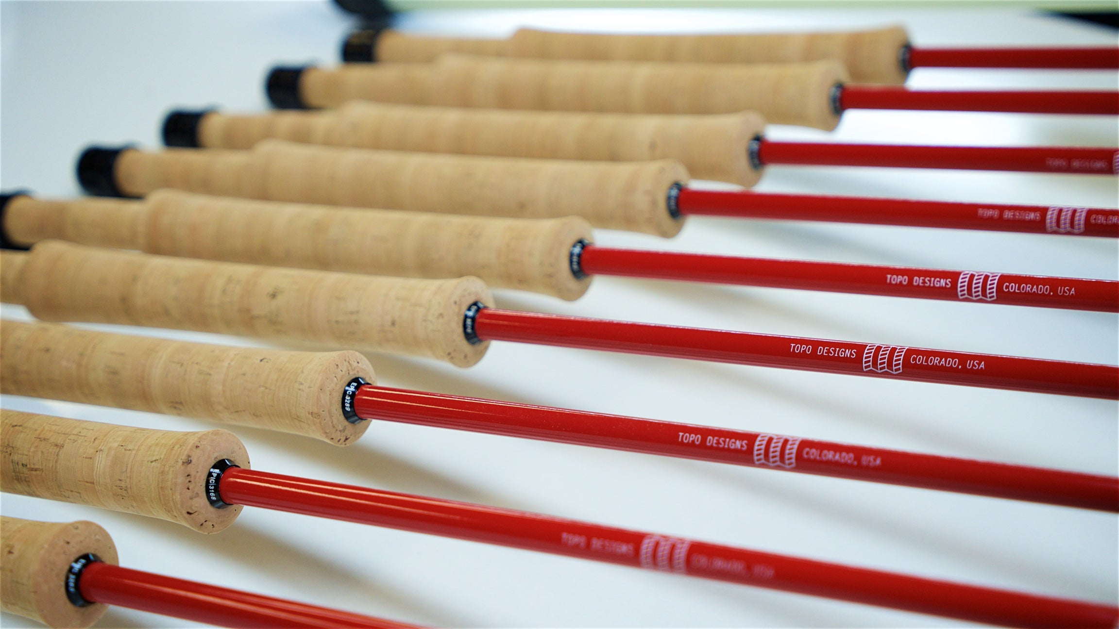 Topo Designs X Epic Fly Rods