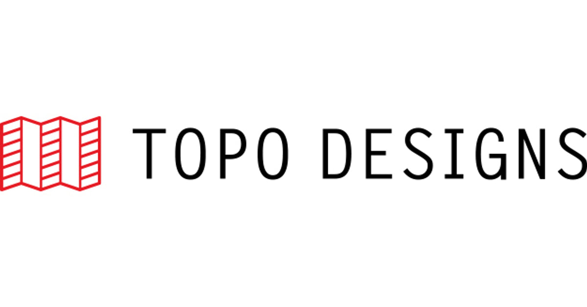 Backpacks, bags, and apparel for anywhere on your map. – Topo Designs