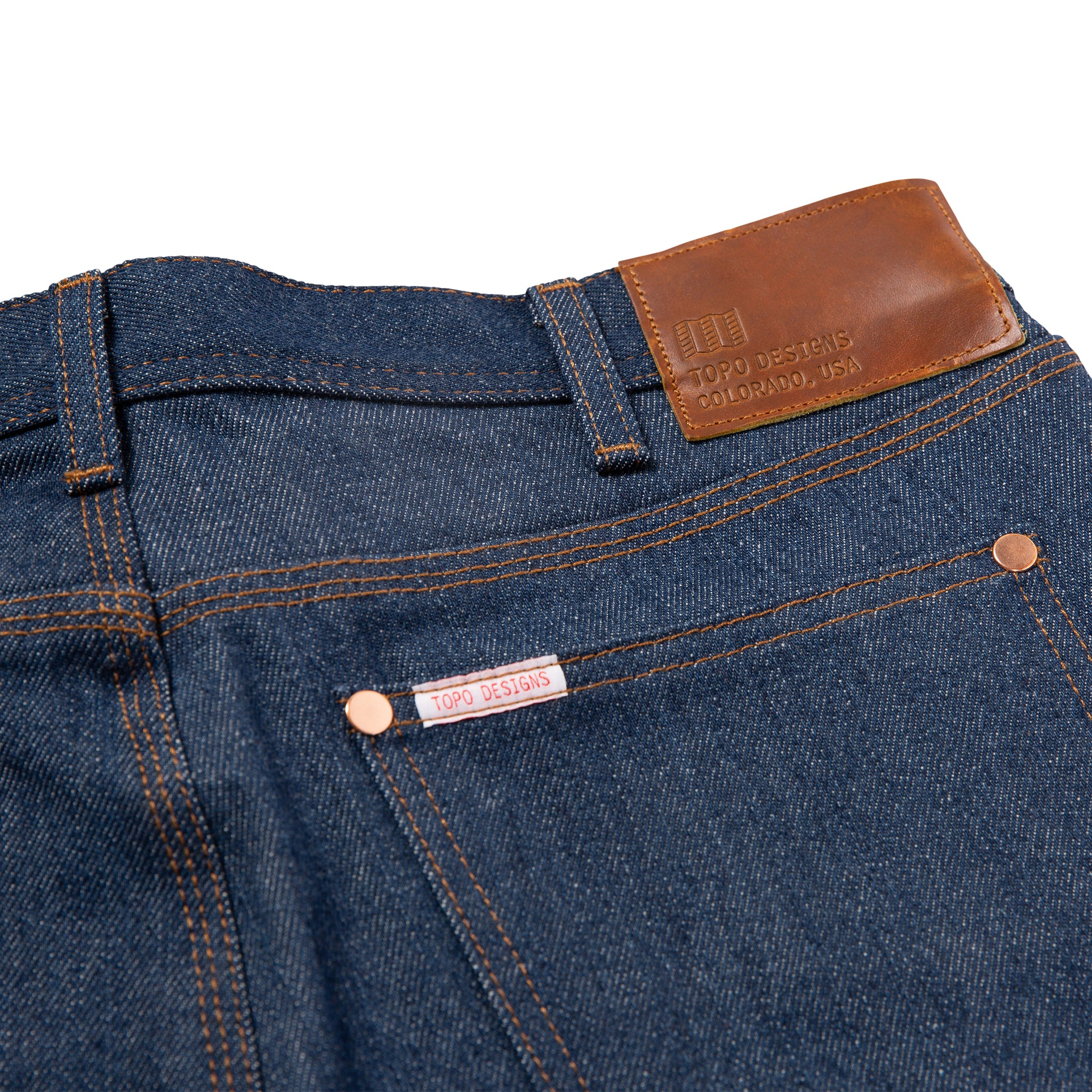 5 Pocket Pants - Men's