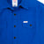 Men's Mountain Shirt Lightweight product image of front detail in deep blue