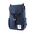 3/4 front product shot of Topo Designs Y-Pack in navy blue.