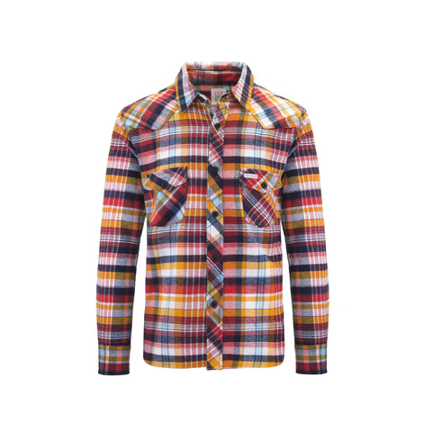 Women's Mountain Shirt - Plaid Flannel