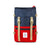 Front Product Shot of the Topo Designs Rover Pack Classic in Navy/Red