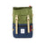 Front Product Shot of the Topo Designs Rover Pack Classic in Olive/Navy