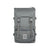 Front Product Shot of the Topo Designs Rover Pack Tech in Charcoal gray