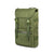 3/4 Front Product Shot of the Topo Designs Rover Pack Tech in Olive green