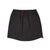 Front product shot of Topo Designs Women's Sport Skirt in Black