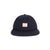 Topo Designs Mini Map logo Hat baseball cap in Navy blue.