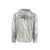 Back product shot of Topo Designs Ultralight Jacket - Lightweight Packable Travel Jacket for Women in Silver