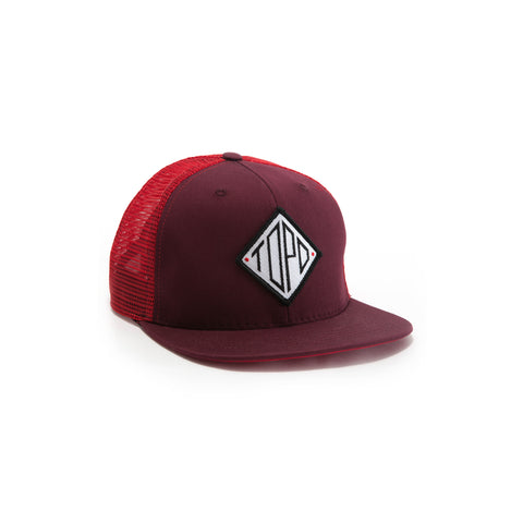 Accessories - Diamond Snapback Hat