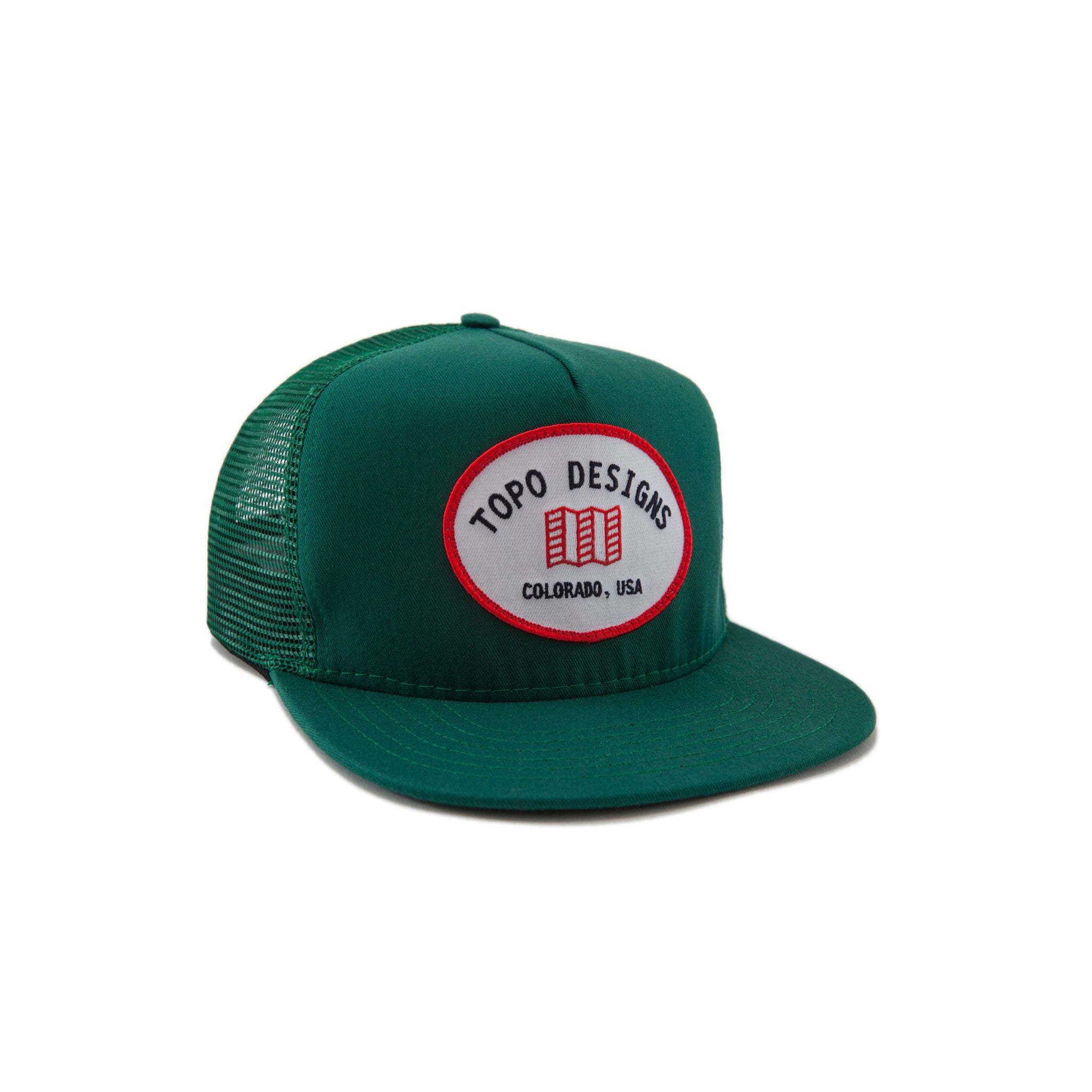 78aadbc9 Topo Snapback Hat - Made in USA – Topo Designs