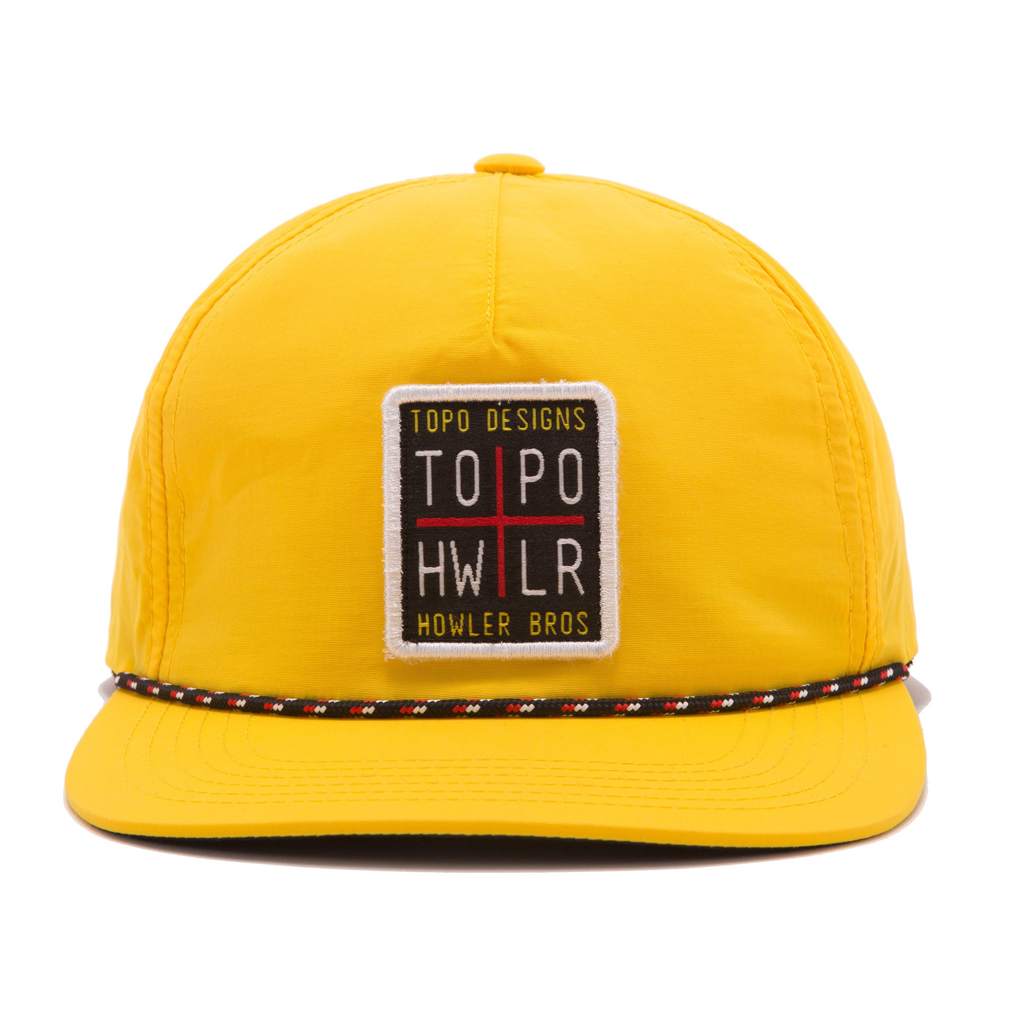 Accessories - Topo Designs X Howler Brothers reg  Nylon Snapback Hat 0ded15729d5