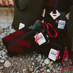Accessories - Topo Designs X Woolrich Dopp Kit