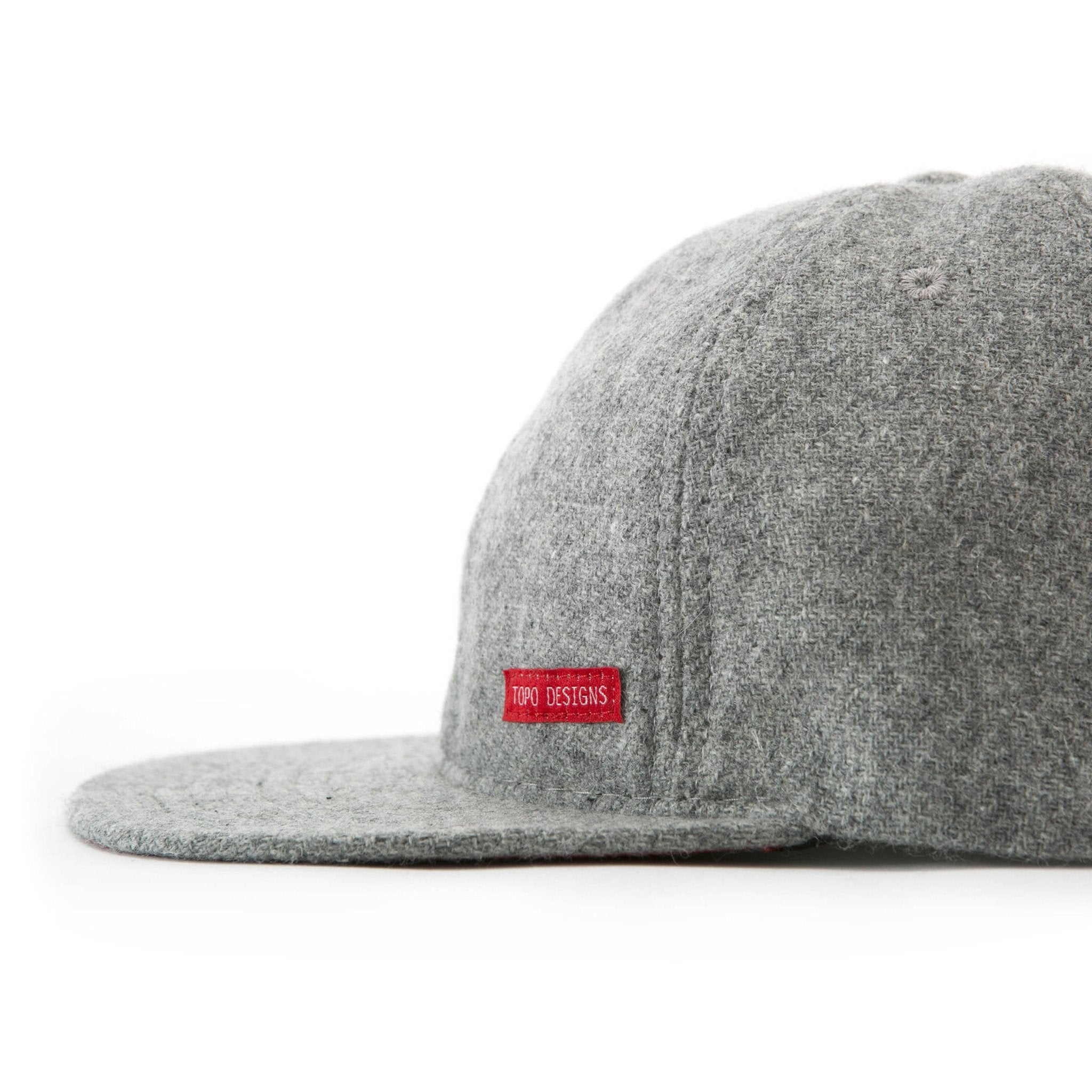 Wool Ball Cap Topo Designs