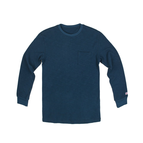 Apparel - Heavyweight Long Sleeve Pocket Tee