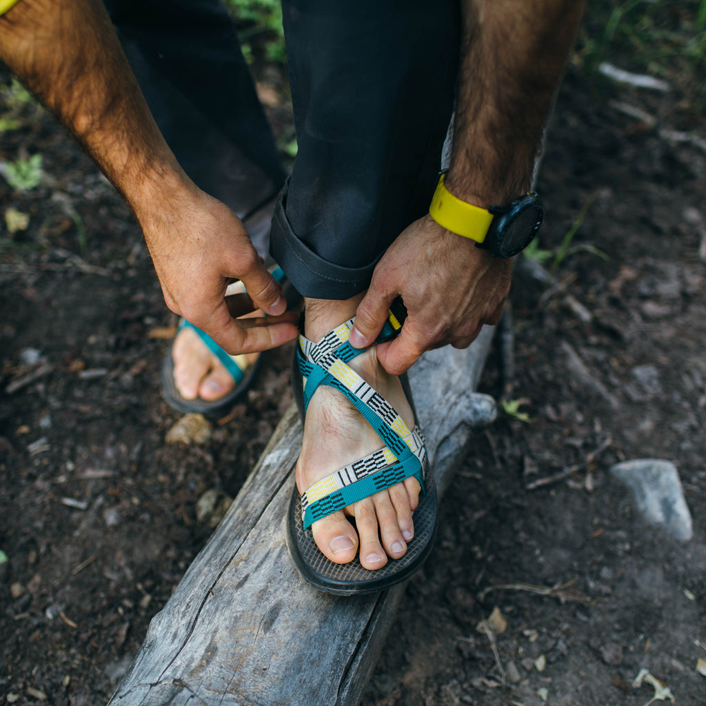 Topo Designs X Chaco Zx 1 Men S Sandal Made In Usa