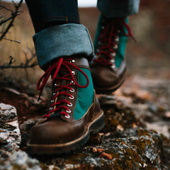 Apparel - Topo Designs X Danner Ridge Boot