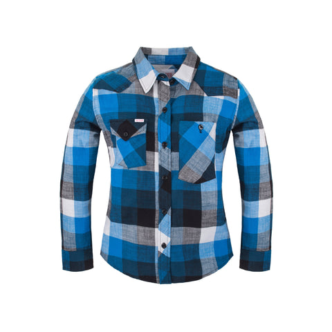 Apparel - Women's Work Shirt - Plaid Flannel