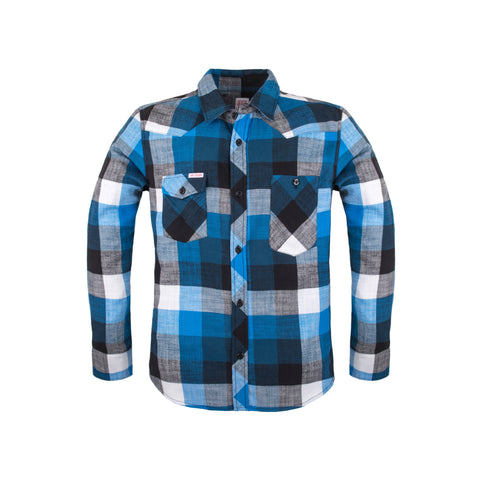Apparel - Work Shirt - Plaid Flannel