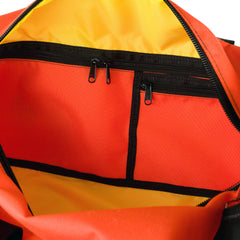 Bags - Classic Duffel - Interior - Orange