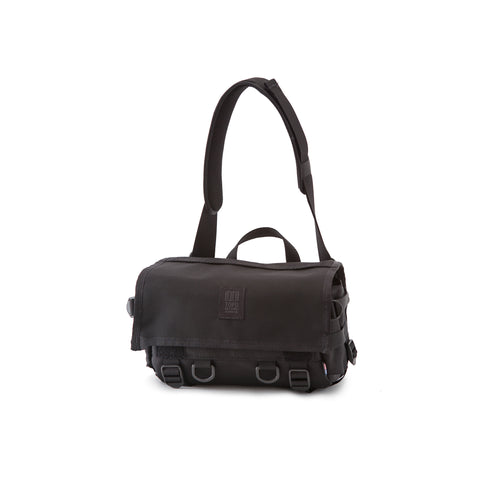 Bags - Field Bag - Ballistic Black