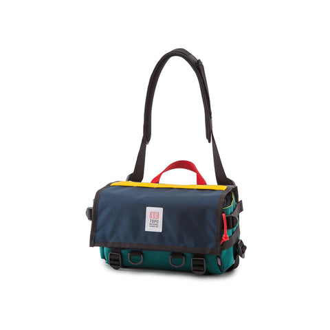 Bags - Field Bag - Navy Teal