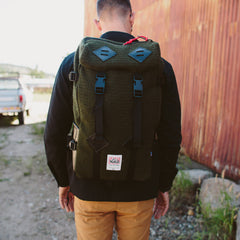 Bags - Topo Designs X Woolrich Klettersack