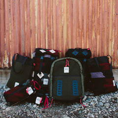 Bags - Topo Designs X Woolrich Span Daypack