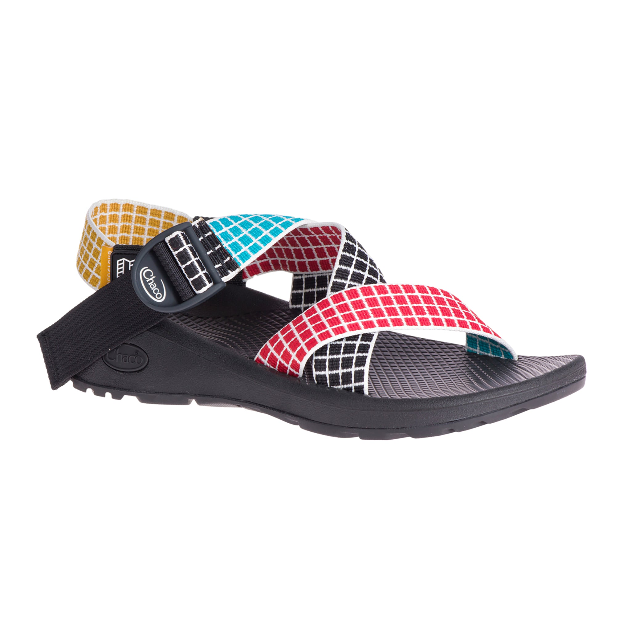 0a68ab94088800 This exclusive run of products is a perfect combination of Topo Designs and  Chaco s love for graphic elements