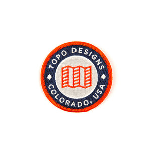 Topo Designs Patch Package