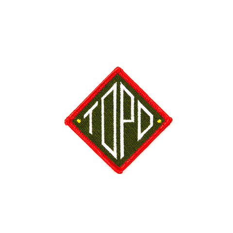 Topo Designs Diamond Patch