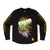 Topo Designs x Danner long sleeve black t-shirt product shot