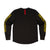 Topo Designs x Danner long sleeve black t-shirt product shot back