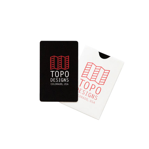Gift Card - Topo Designs Gift Card