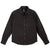 Front product shot of Topo Designs Men's Dirt Shirt in Black