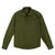Front product shot of Topo Designs Men's Dirt Shirt in Olive