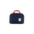 Front product shot of Topo Designs Pack Bag 10L Cube in Navy blue