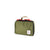 3/4 front product shot of Topo Designs Pack Bag 5L in Olive green
