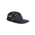 Side product shot of Topo Designs Global Hat in Black