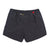 Back product shot of Topo Designs Trail Shorts - Sport - Men's in Black.