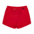Back product shot of Topo Designs Trail Shorts - Sport - Men's in Red.
